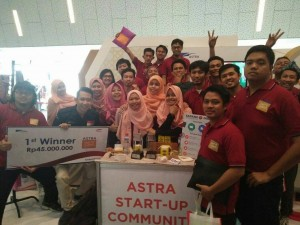 Astra Start-Up Community